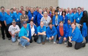 Rochester Silver Works Group Photo